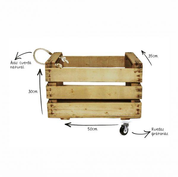 Personaliza tu caja de madera a tu gusto para que encaja contigo y con tu hogar.