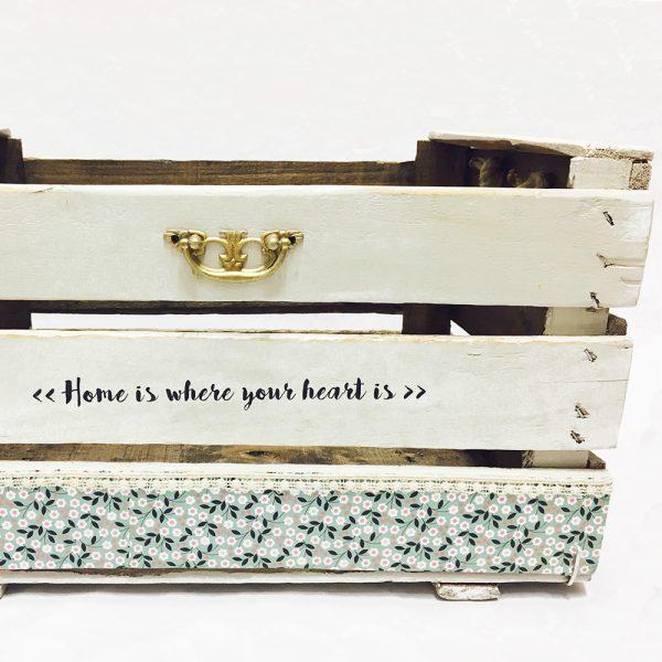 Personaliza tu caja de madera a tu gusto