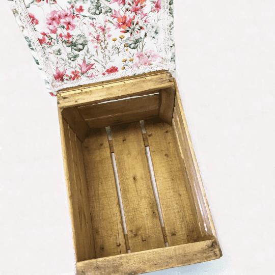 Reinventa12_caja de madera banqueta floral