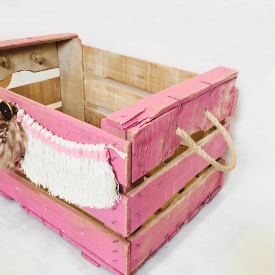 caja de madera estilo bohemia_colección formentera